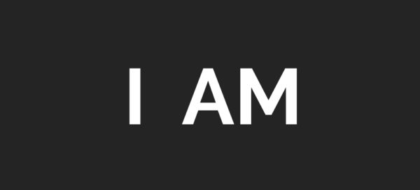 Advent 2019: I AM