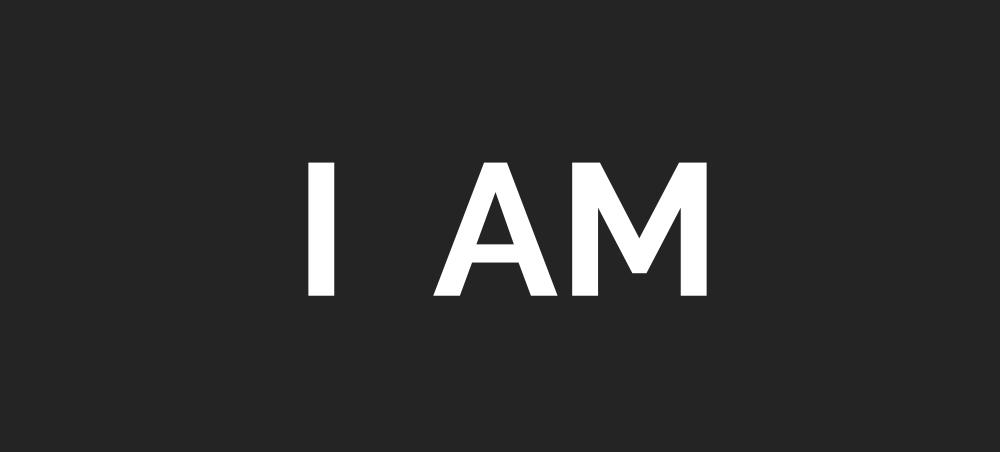 Advent 2019: I AM